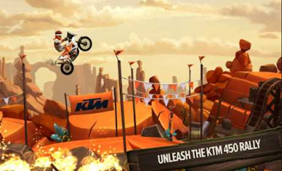 Download Game Trials Frontier Mod Apk + Data Full Unlocked All