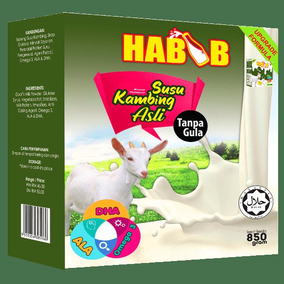 Susu Kambing Habib