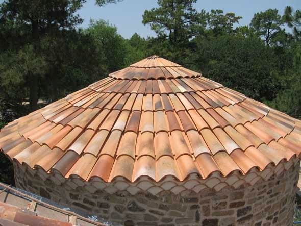 Enjoy Revit Roof Tile For Cone Roof