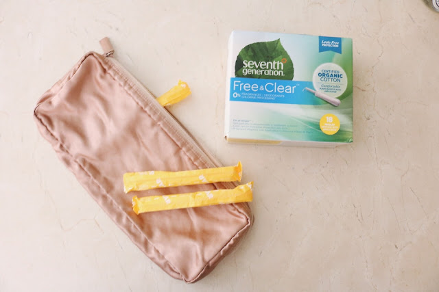 organic feminine care products