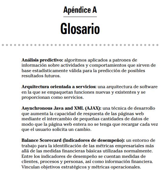 Apéndice A: glosario de BPM