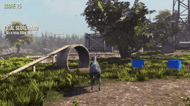 Goat Simulator For PC Free Download
