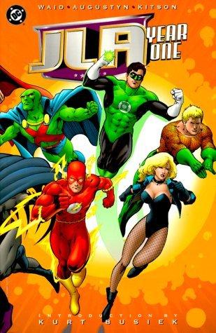 JUSTICE LEAGUE ANNEE UN part 1 (DC COMICS LE MEILLEUR DES SUPER-HEROS TOME  18 CHEZ EAGLEMOSS) 0aea22210be4