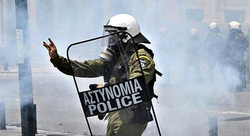 ΜΑΤ - Θεσσαλονίκη - ΔΕΘ - επισόδεια