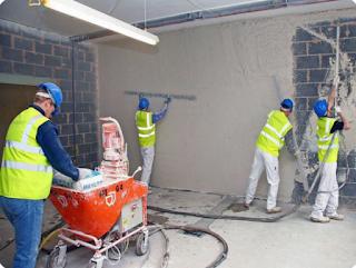 5 недостатков использования штукатурных станций при больших объемах работ