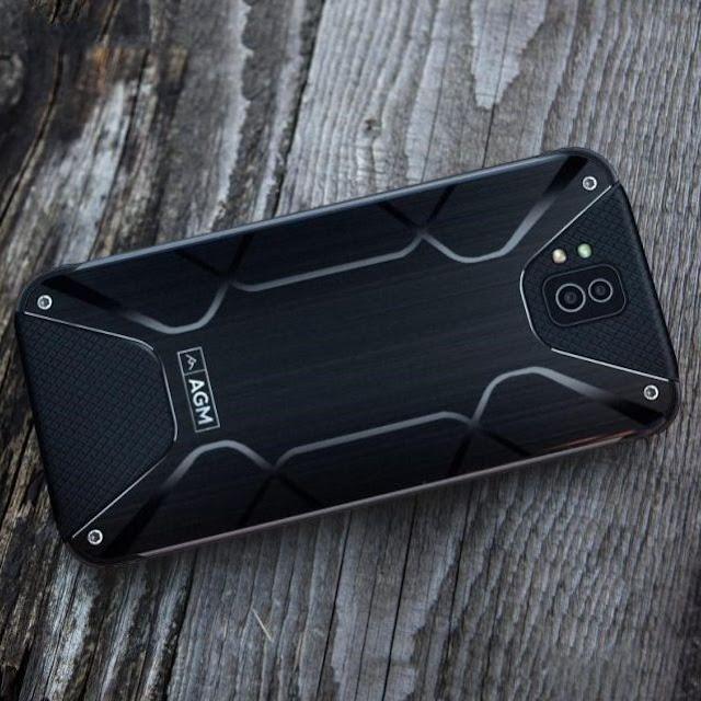 Анонси: Захищені смартфони AGM X2 / X2 Pro отримають топові специфікації