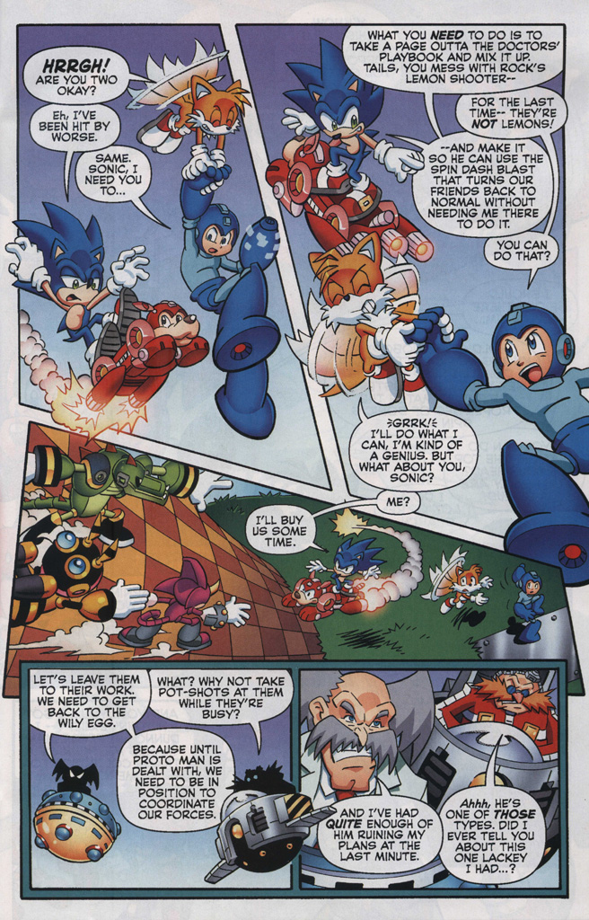 Read online Sonic The Hedgehog comic -  Issue #249 - 15