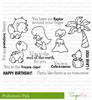 SugarPea Designs PREHISTORIC PALS Clear Stamp Set