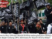 Dari Mekkah, Habib Rizieq Kirim Lagu Dukungan untuk Aksi 299