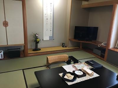 森秋旅館の部屋