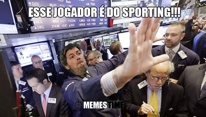 Memes Time Bruno de Carvalho o Presidente do Sporting vende o João Mário  – Compro já esses Jogadores!!!