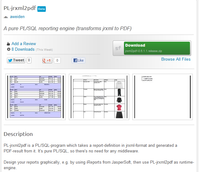 Oracle Apex 4.2 Reporting Pdf