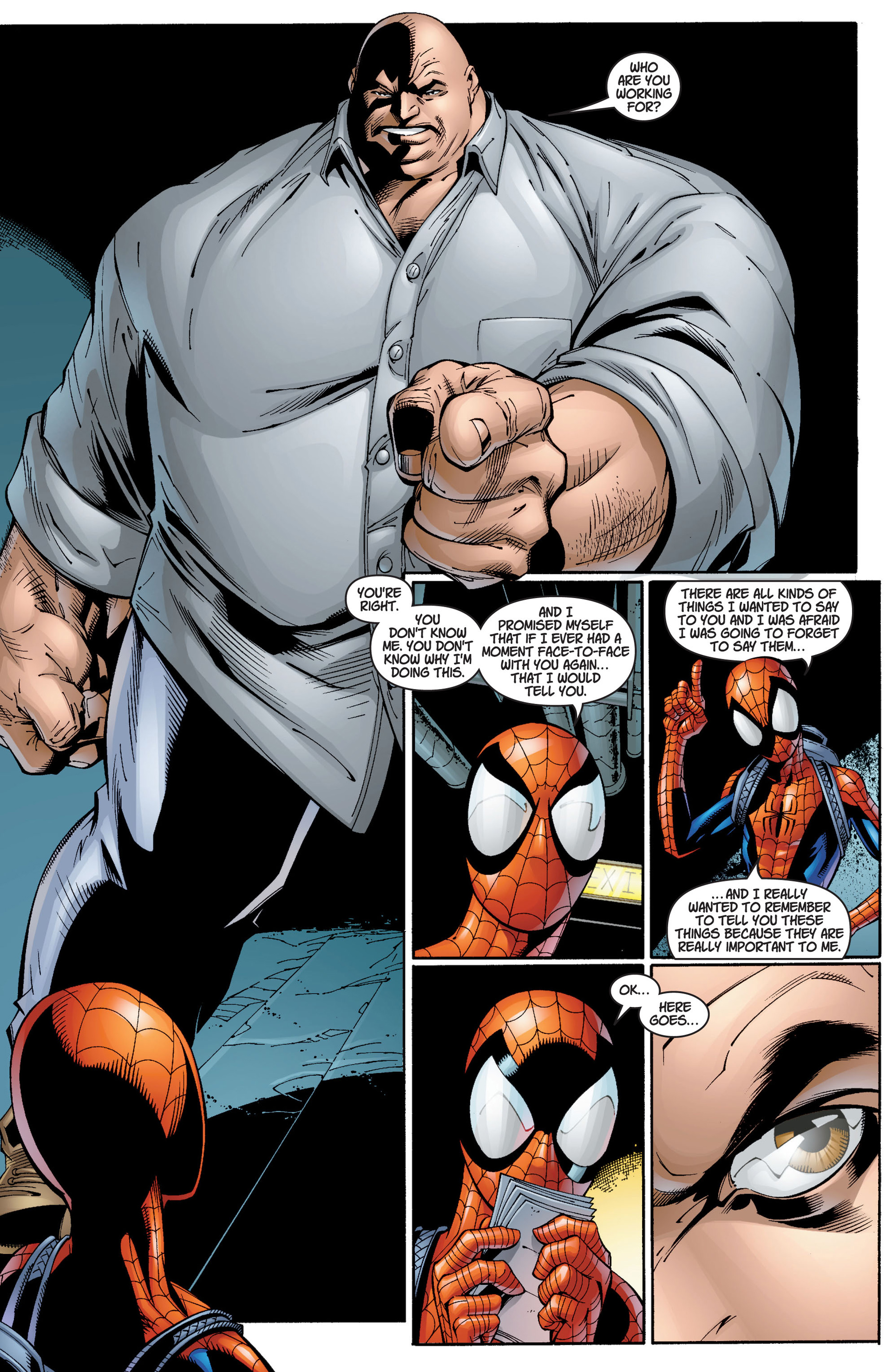 Read online Ultimate Spider-Man (2000) comic -  Issue #12 - 12