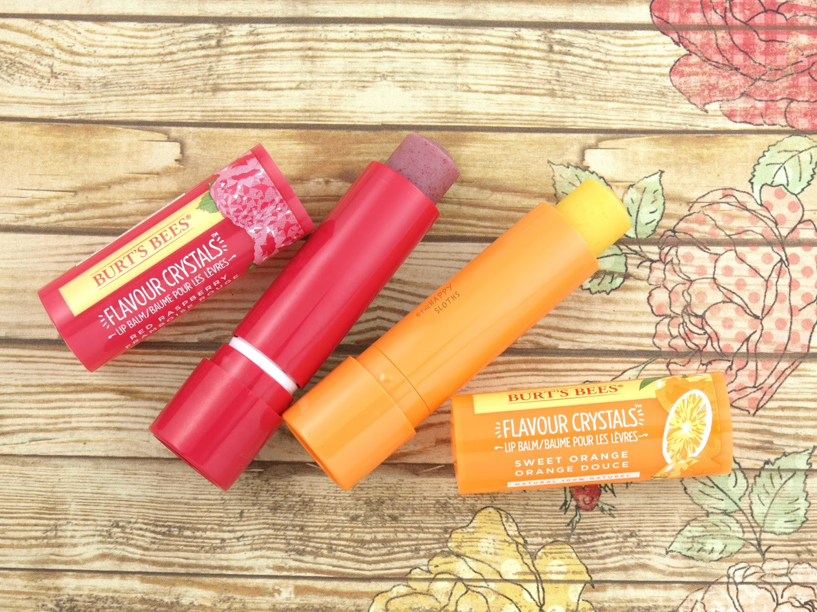 Burt's Bees Flavour Crystals Lip Balm: Review