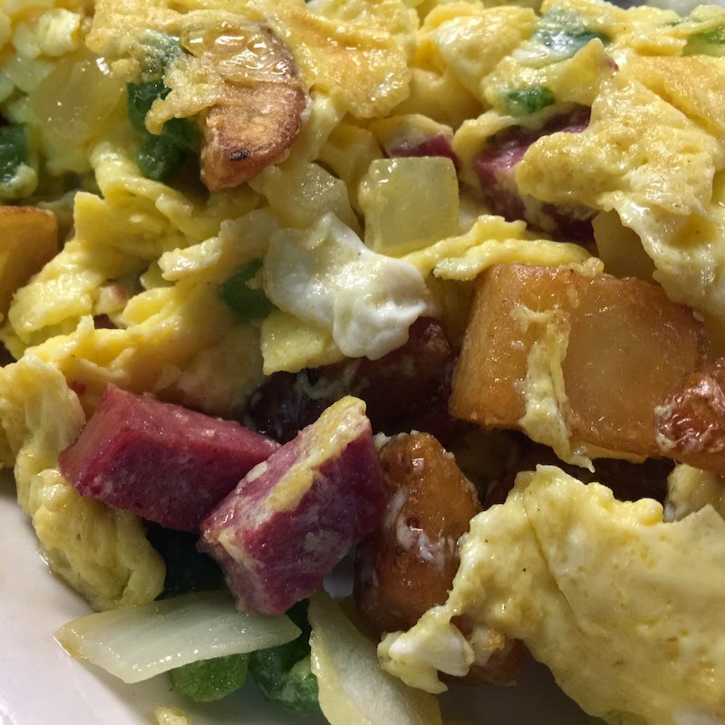 Hoppel Poppel at Clary's Cafe in Savannah as seen on Bizarre Foods America