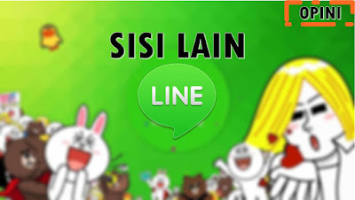 LINE download LINE via android atau iphone