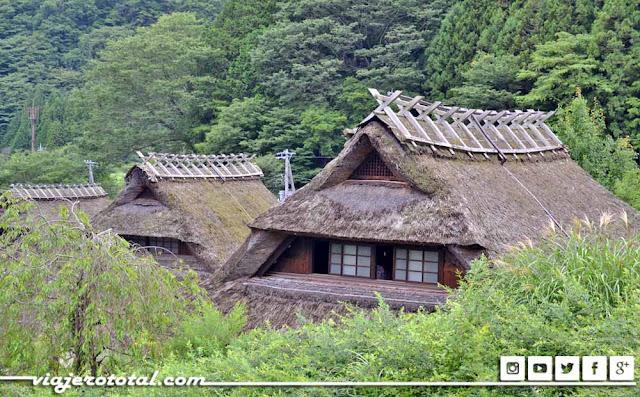 Aldea Tradicional Iyashi No Sato - Excursión con Turismo Victoria