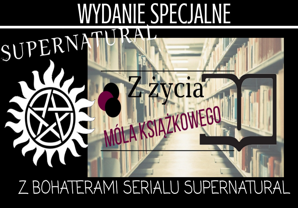Z życia móla książkowego (WYDANIE SPECJALNE z bohaterami serialu 'Supernatural') - 15 gifów pokazujących prawdę o książkoholikach cz. I