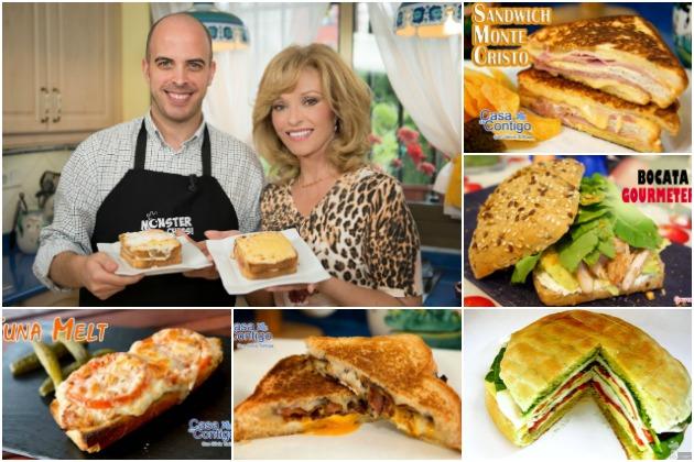 Las 15 recetas de sándwiches y bocadillos que todo el mundo debería probar