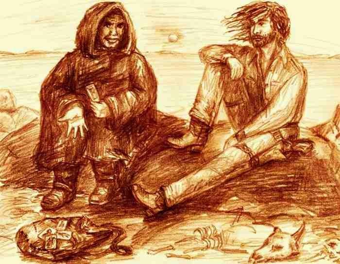 Российский художник. Никита Гусев