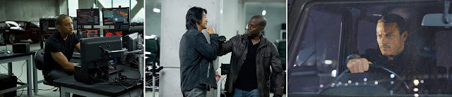 Fast and Furious 6 Movie Review Ludacris, Sung Kang, Tyrese Gibson and Luke Evans