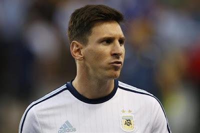seleccion argentina de futbol - lionel messi