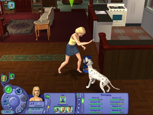 The Sims Pet Stories PC Full Version Screenshot 2