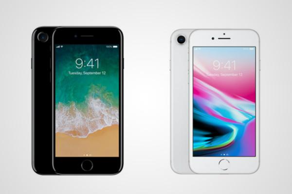 مستخدمو الآيفون يفضلون آيفون 7 على آيفون 8 الجديد!