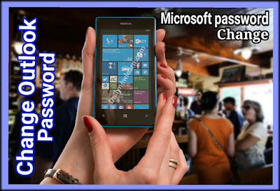 How To Change Microsoft Or Outlook | Hotmail Password full details