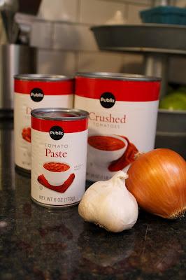 EASIEST Homemade Spaghetti Sauce Recipe