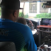 Photogist: Tonto Dikeh's Husband Takes Son On A Drive