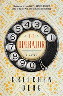 The Operator by Gretchen Berg (Book cover)