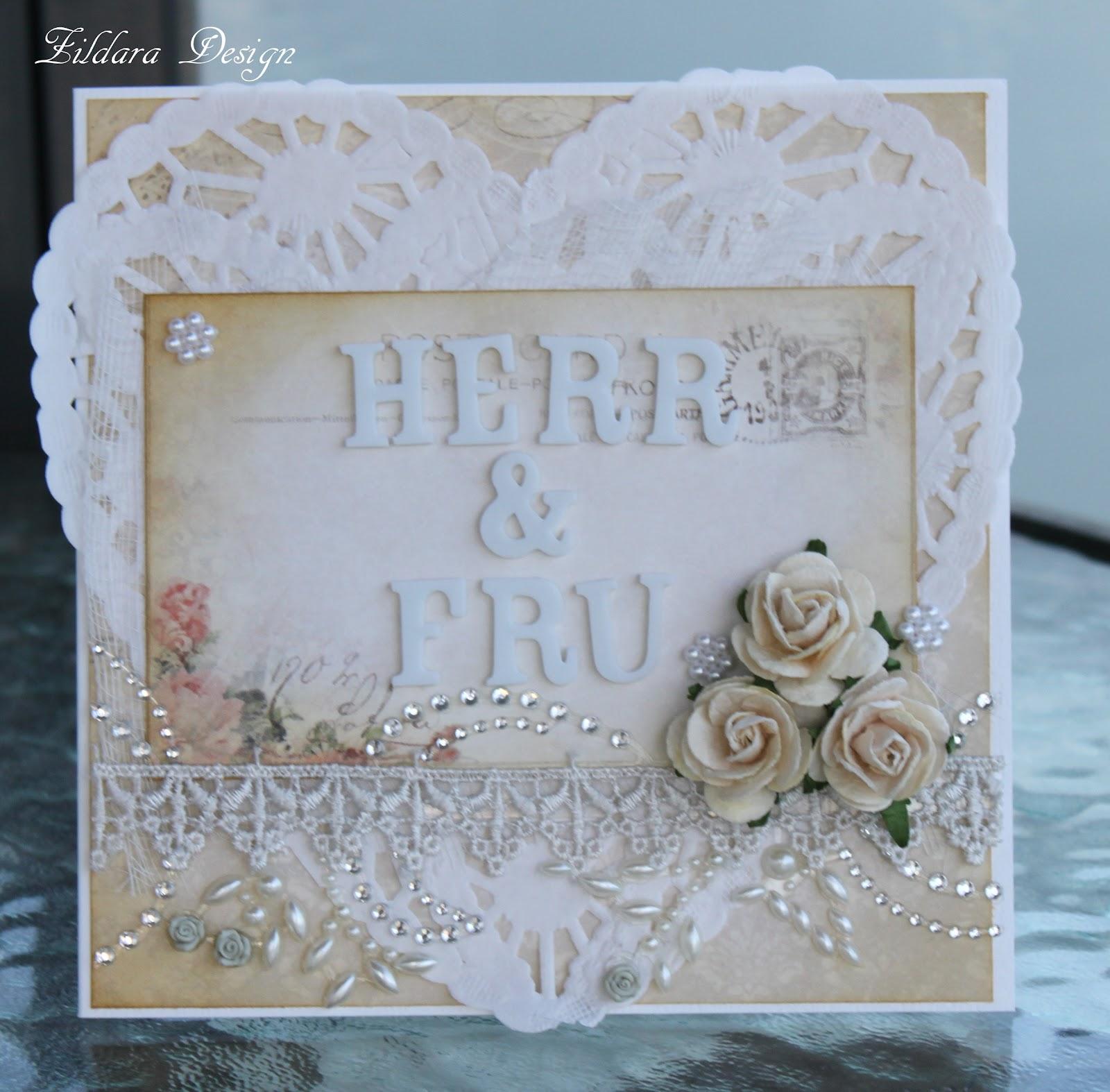 grattis till brudparet kort Zildara design: Grattis till Brudparet! grattis till brudparet kort