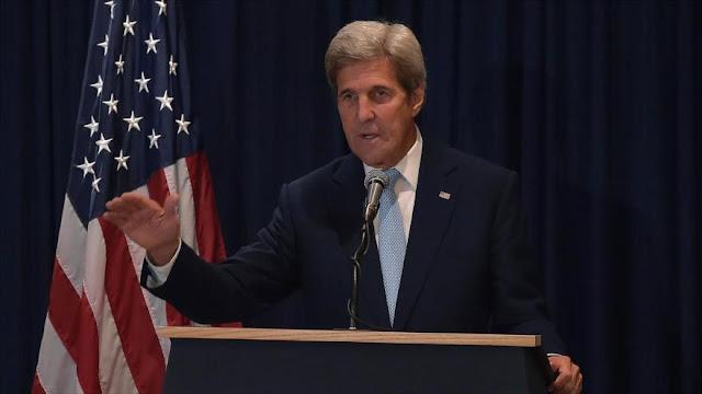Kerry: Con Rusia estamos cerca de un pacto militar en Siria