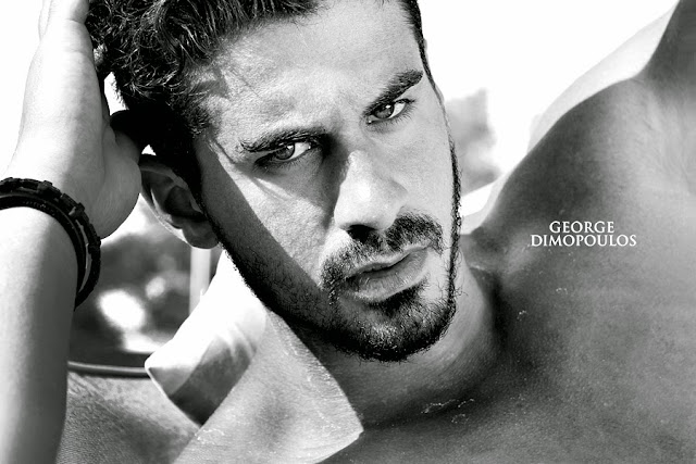 Fashion Model Konstantinos Patsis by George Dimopoulos Photography for Fashion Cult