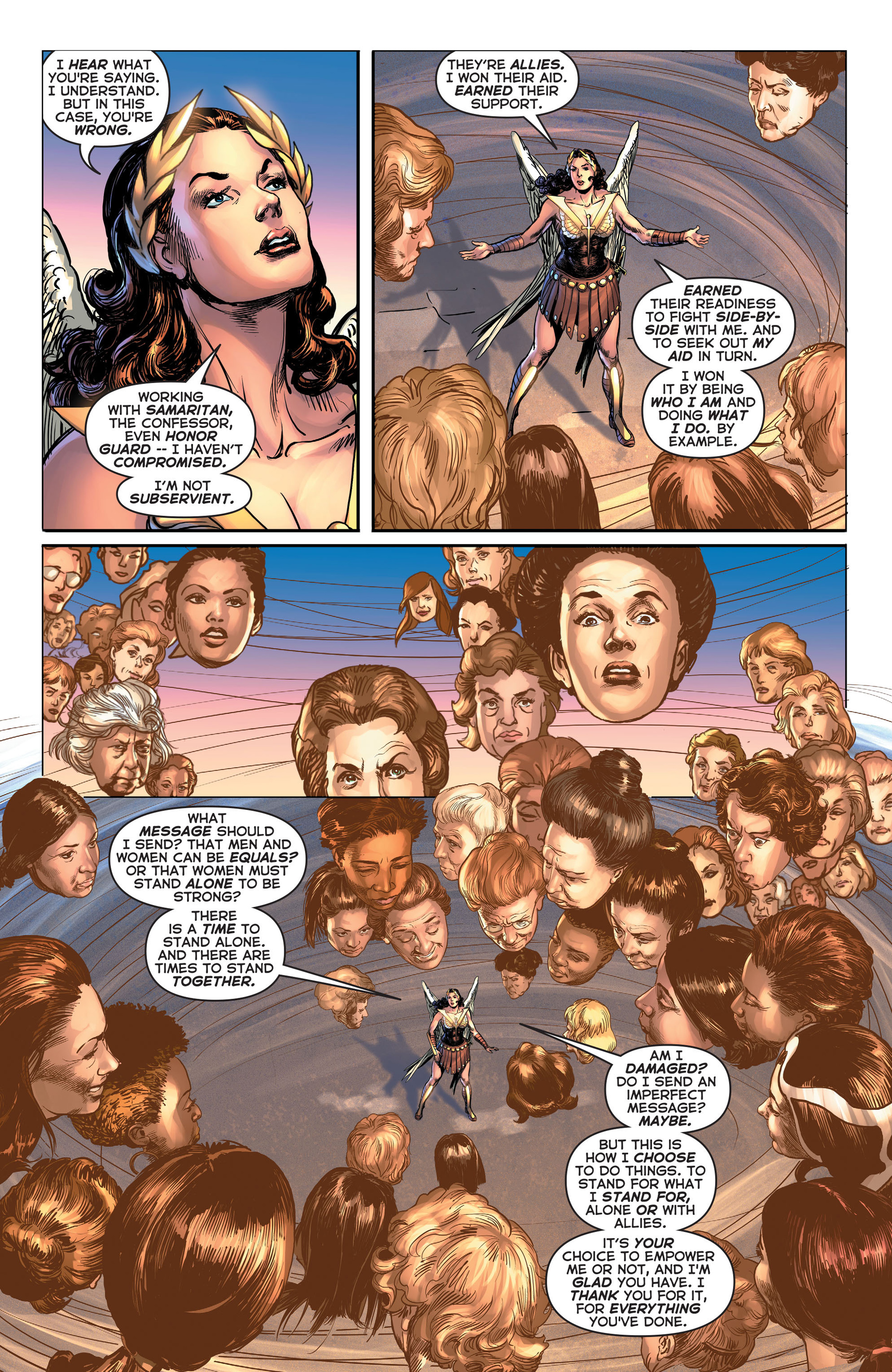 Read online Astro City comic -  Issue #10 - 19