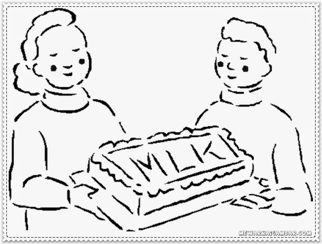 Martin Luther King Jr Cake Printable Coloring Pages