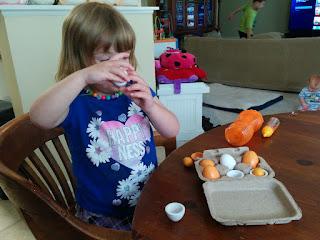 Wooden Eggs 4