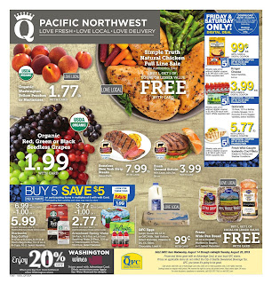 ⭐ QFC Ad 8/21/19 ✅ QFC Weekly Ad August 21 2019