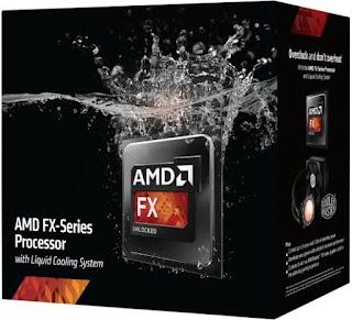 Prosessor yang Bagus untuk Gaming - FX 9590