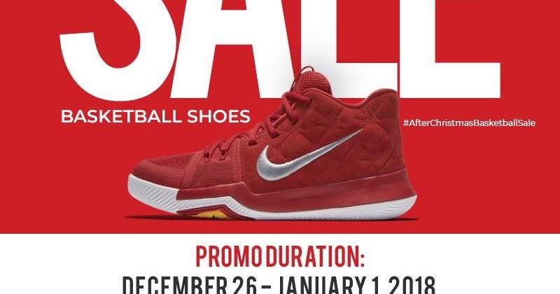 Manila shopper kidsports after christmas basketball shoes for Christmas decs sale