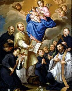 Contemplación de Jesús según San Ignacio