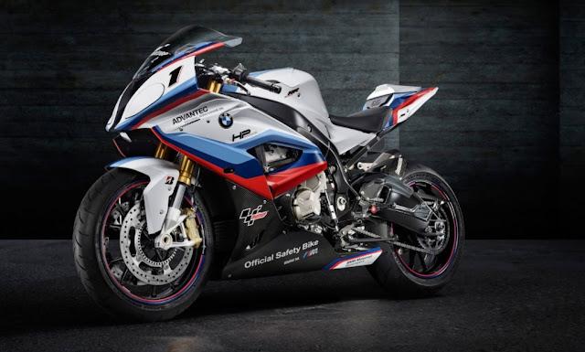 Sport motorcycle Europa