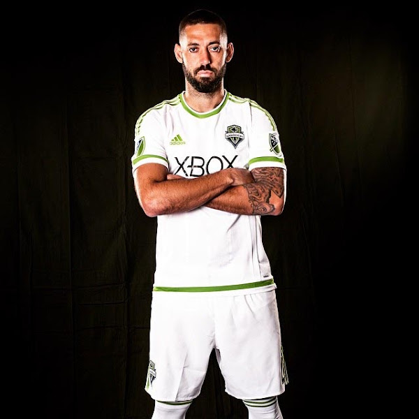 watch 06adc f0481 Seattle Sounders 2015 Home and Away Jerseys Released - Footy ...