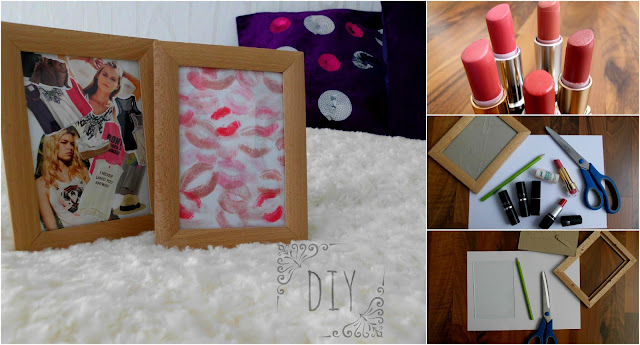 fashion by emmy diy coole bilder selber machen. Black Bedroom Furniture Sets. Home Design Ideas