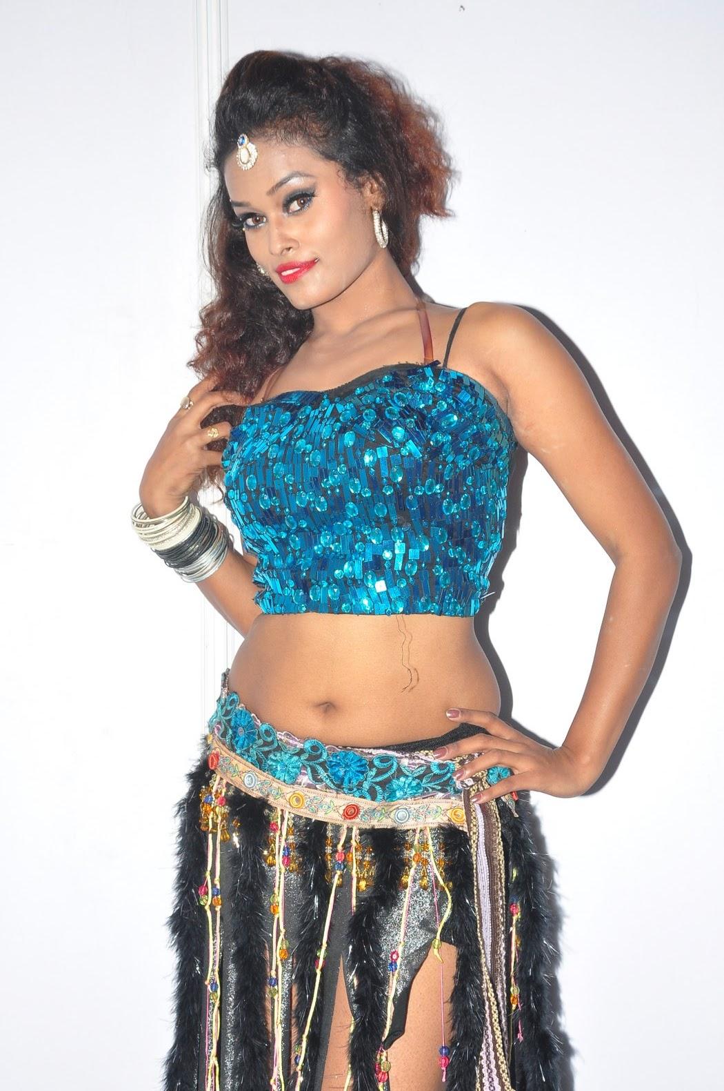 dancer nisha new sizzling pics-HQ-Photo-12