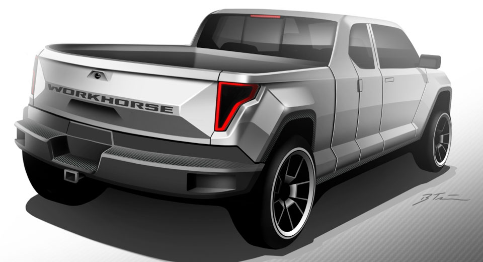 ... the development of its first range-extended electric pickup truck