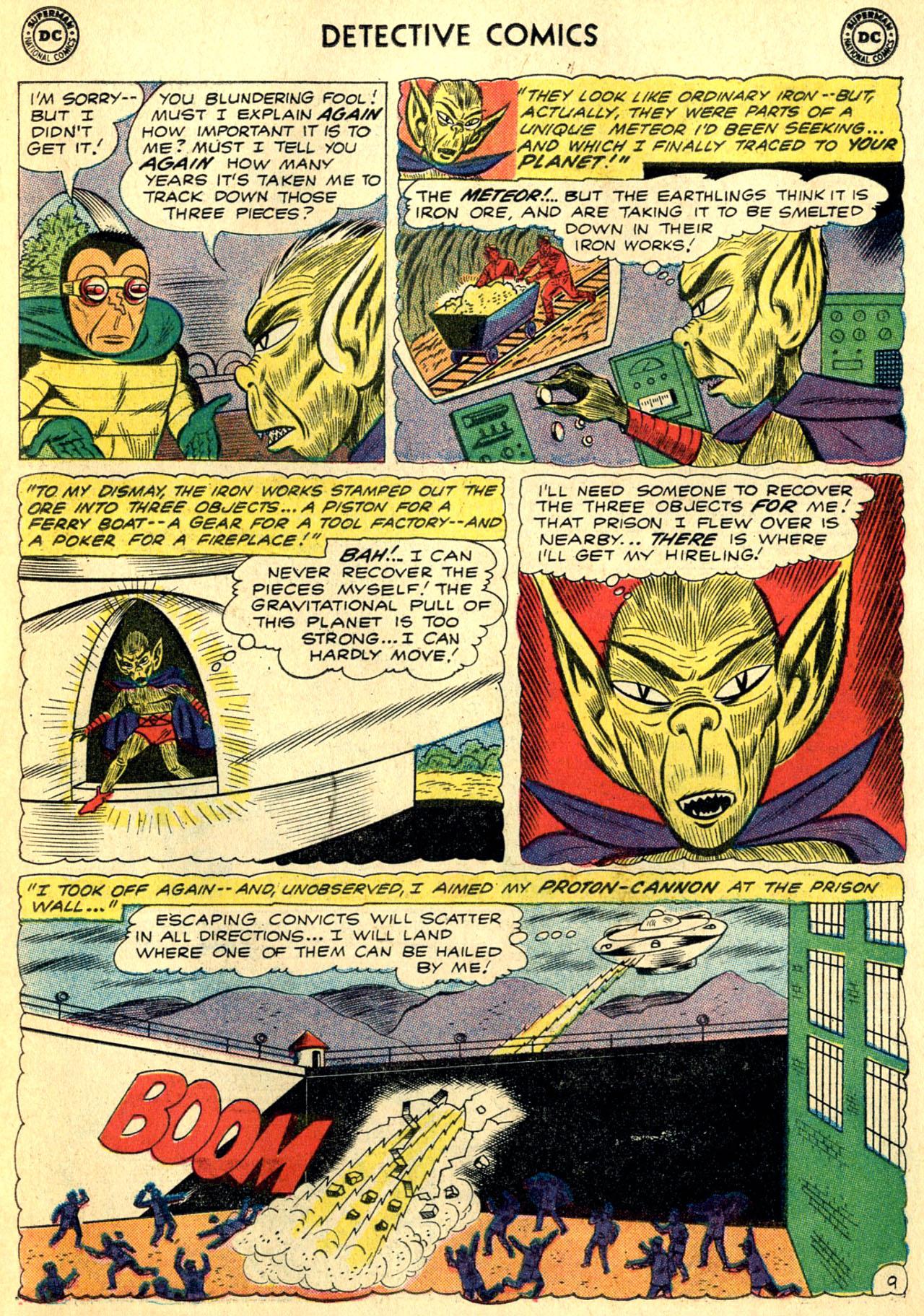 Detective Comics (1937) 287 Page 10