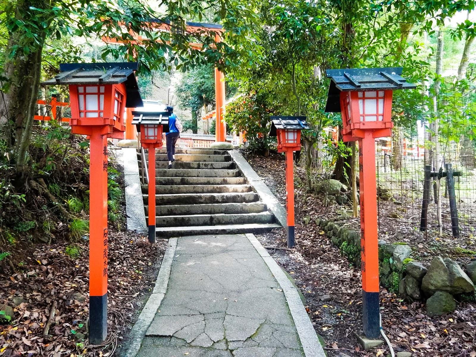 temple entrance arashiyama