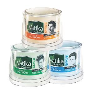 """Dabur International"" for ""Vatika Gel Cream"""